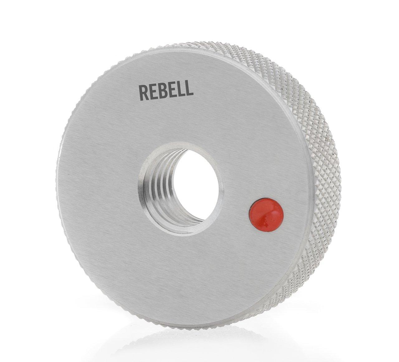 REBELL Gewinde-Ausschusslehrring UNEF RH 2A - Typ N