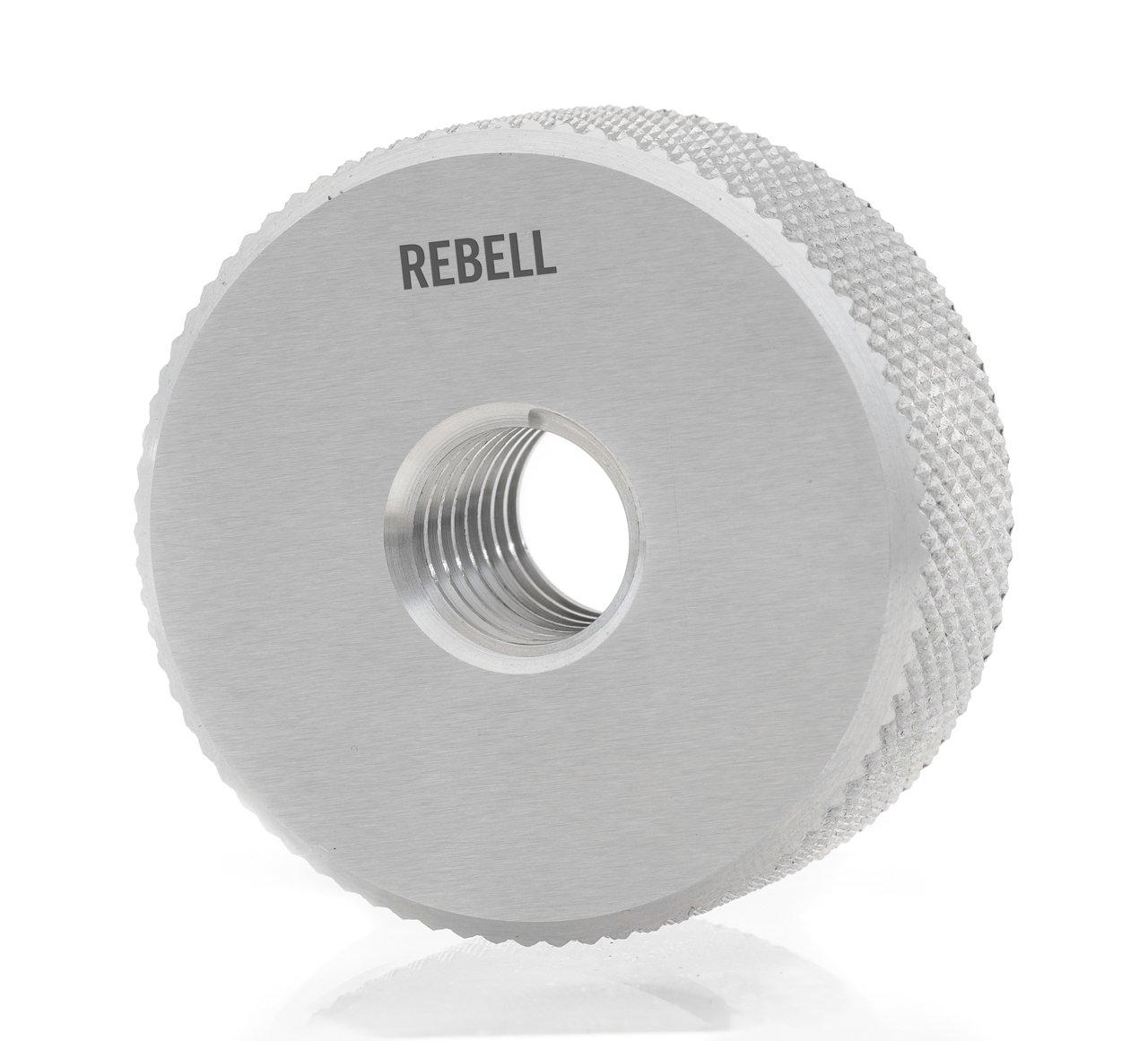 REBELL Gewinde-Gutlehrring UNEF RH 2A - Typ N
