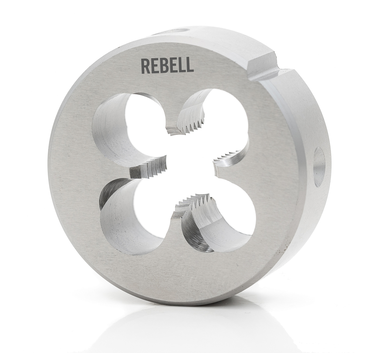 REBELL Schneideisen UNEF RH 2A HSS mit Schälanschnitt - EN 22568 - Typ N